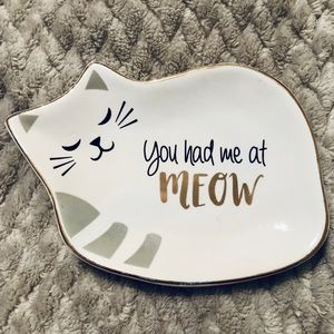 5 for $10 Cat jewelry & coin trinket dish
